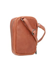 Cowboysbag - Across body bag - cognac - 1
