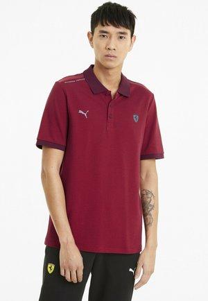Polo shirt - rosso corsa