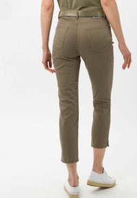 BRAX - STYLE MARY  - Trousers - khaki - 5