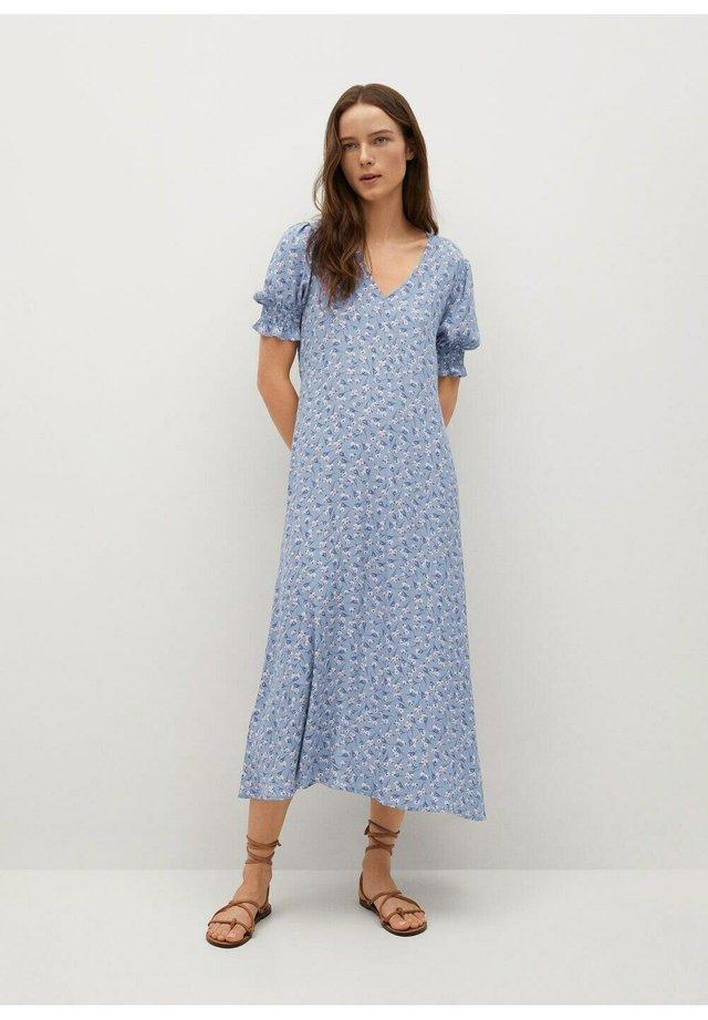 Vapaa-ajan mekko - azul