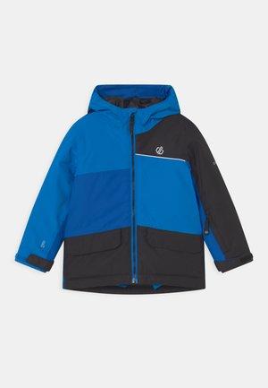 REMARKABLE UNISEX - Snowboard jacket - blue