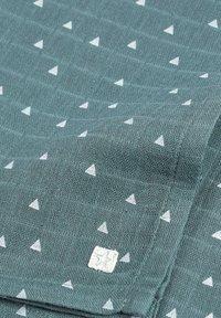 Next - UNISEX - Muslin blanket - blue - 4