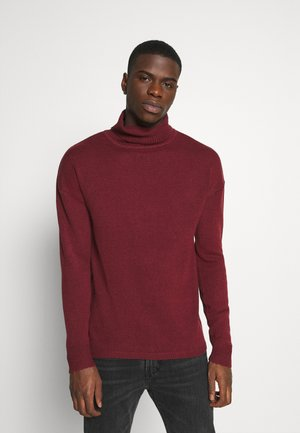 MADDOX  - Jumper - burgundy