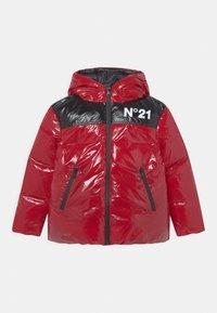 N°21 - UNISEX - Down jacket - intense red - 0