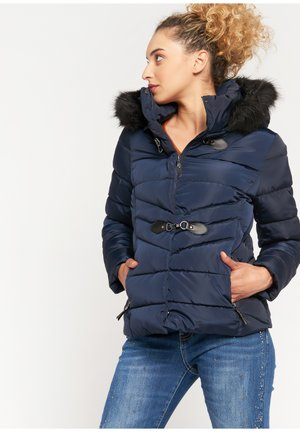 Winter jacket - navy dark