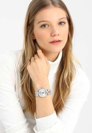 CARLIE - Orologio - silver-coloured