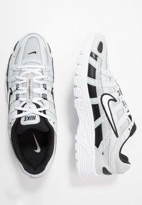 Nike Sportswear - P-6000 - Sneakers - pure platinum/white/black - 1