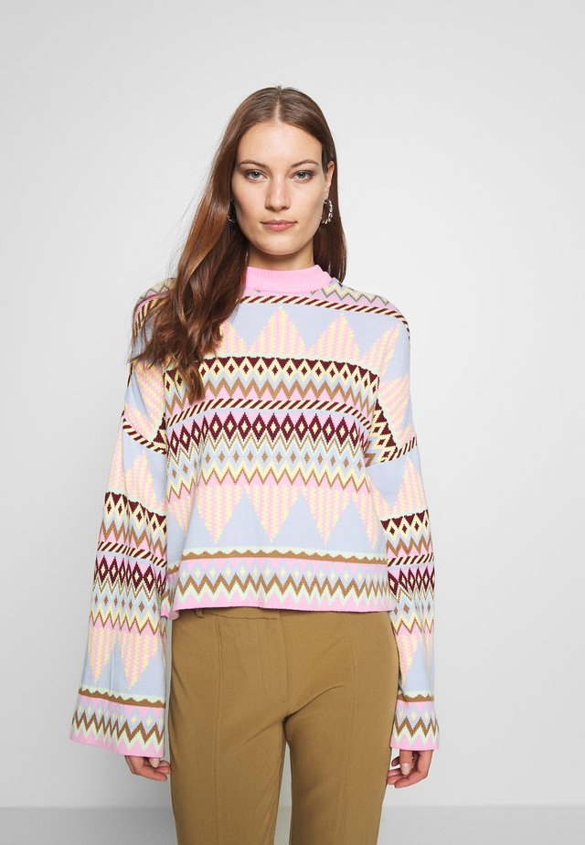 MILLECRAS - Sweter - multi color