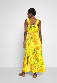 Desigual - VEST CORCEGA - Maxi dress - blazing - 2