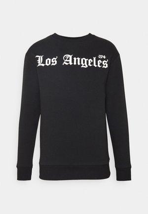 LA CREW - Sweatshirt - black