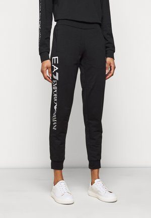 TROUSER - Jogginghose - black