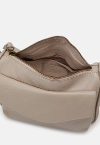 Zign - LEATHER - Torba na ramię - taupe - 2