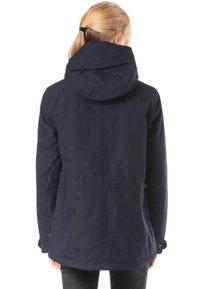 Jack Wolfskin - Waterproof jacket - blue - 1