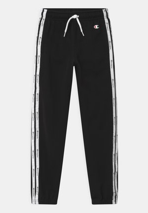 AMERICAN TAPE UNISEX - Tracksuit bottoms - black
