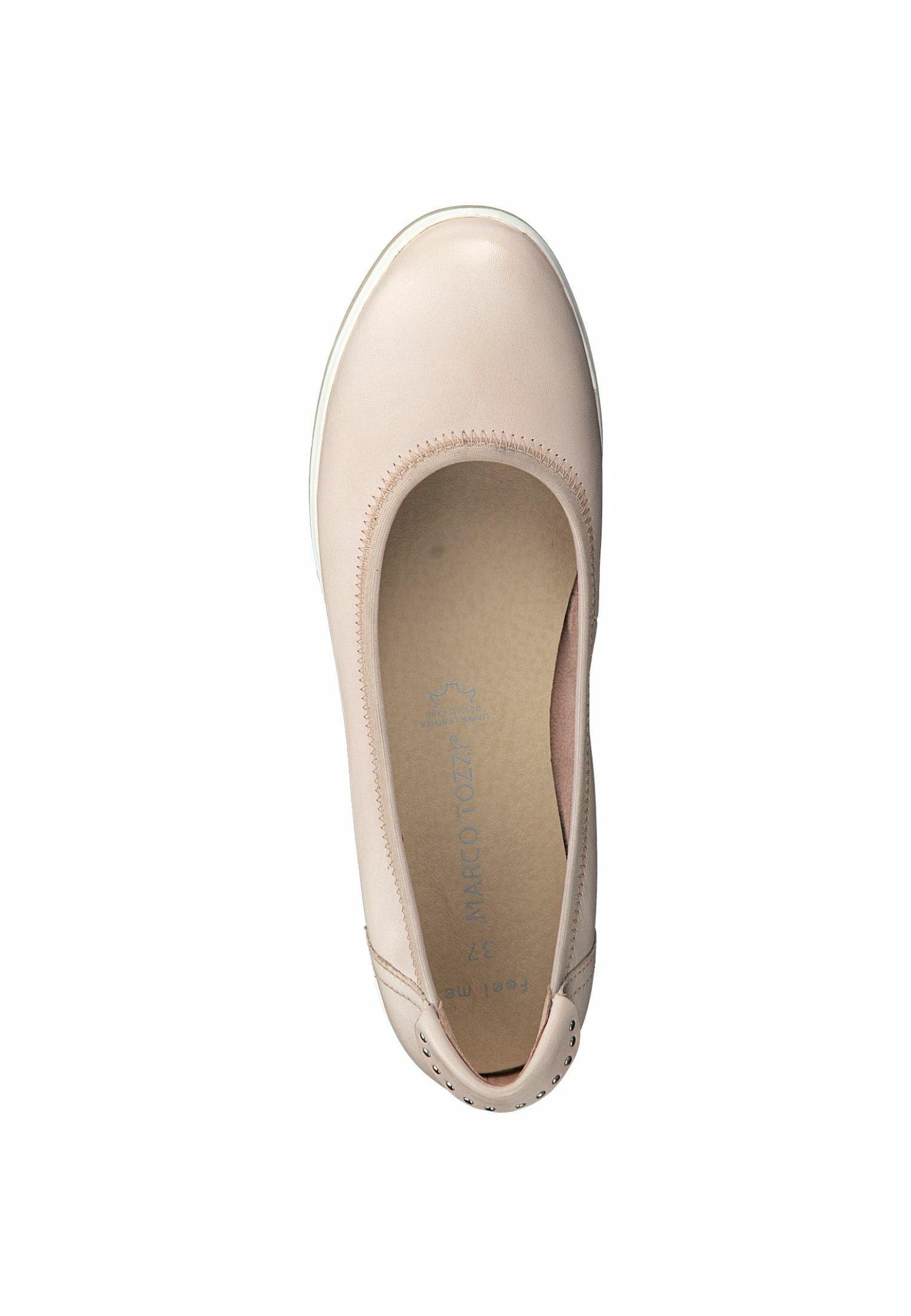 Marco Tozzi MARCO TOZZI - Ballet pumps - rose