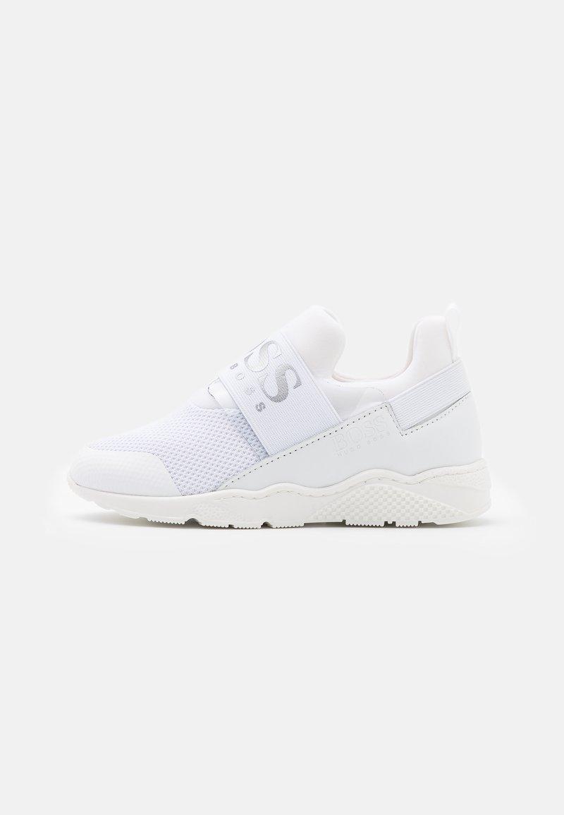 BOSS Kidswear - TRAINERS - Trainers - white