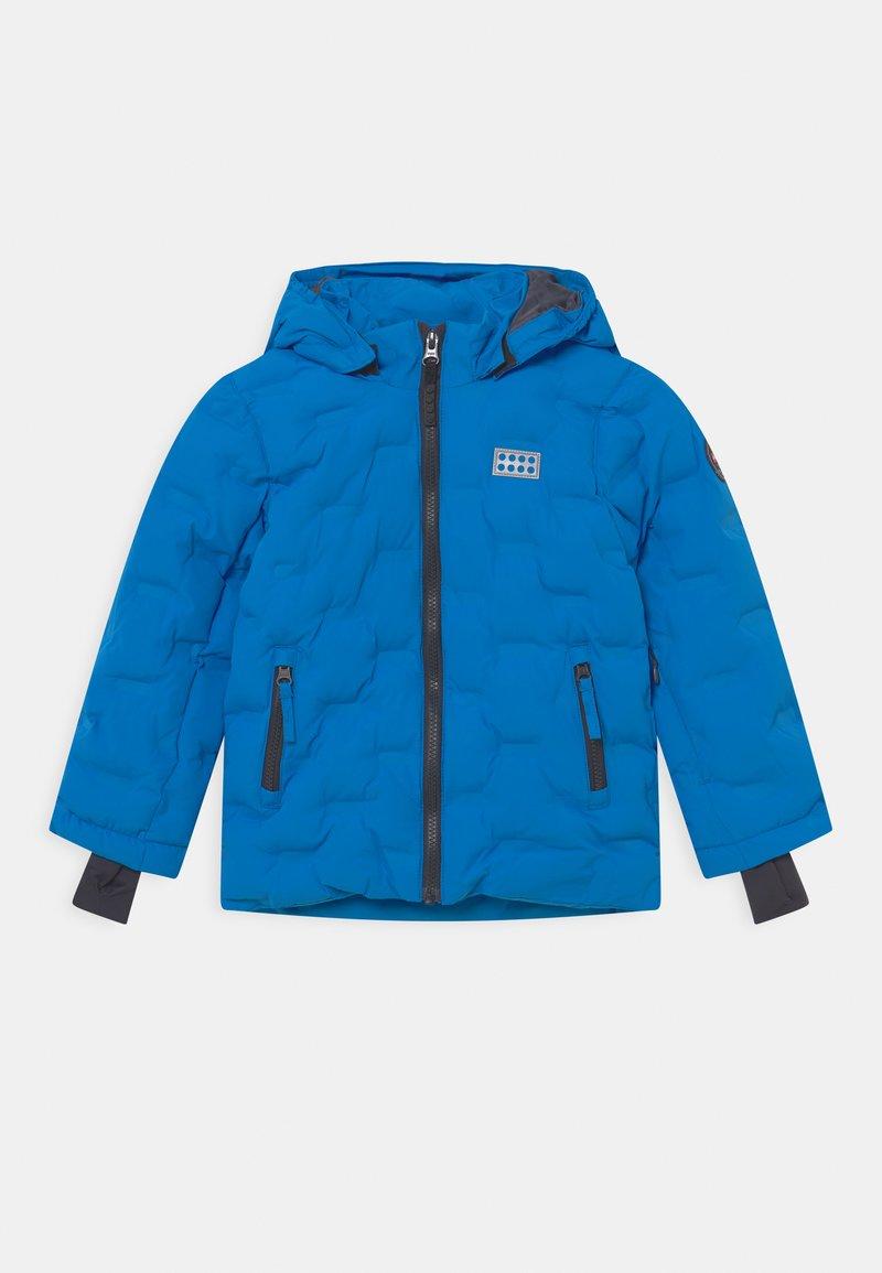 LEGO Wear - JIPE UNISEX - Kurtka snowboardowa - blue