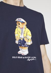 Polo Ralph Lauren - T-shirts print - cruise navy - 5