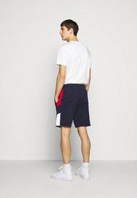 Polo Ralph Lauren - Pantalon de survêtement - cruise navy/multi - 2