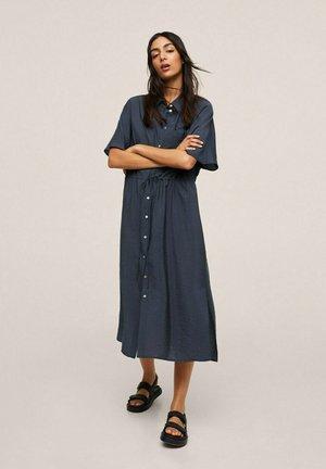 Shirt dress - dunkles marineblau