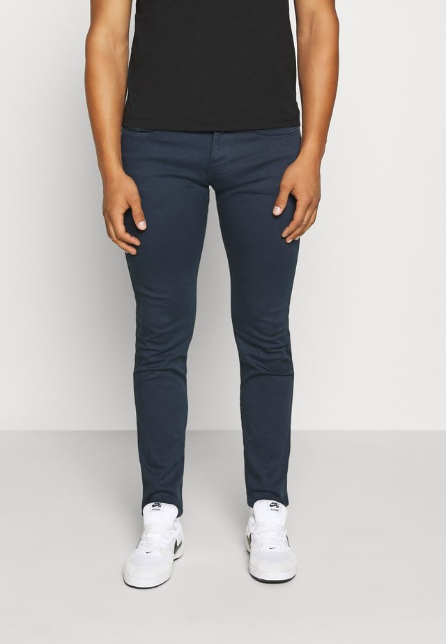 ANBASS - Slim fit jeans - deep blue