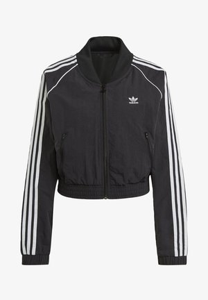 TRACKTOP - Training jacket - black