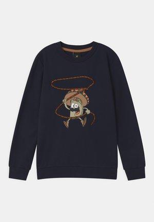 TACO  - Top sdlouhým rukávem - navy blazer