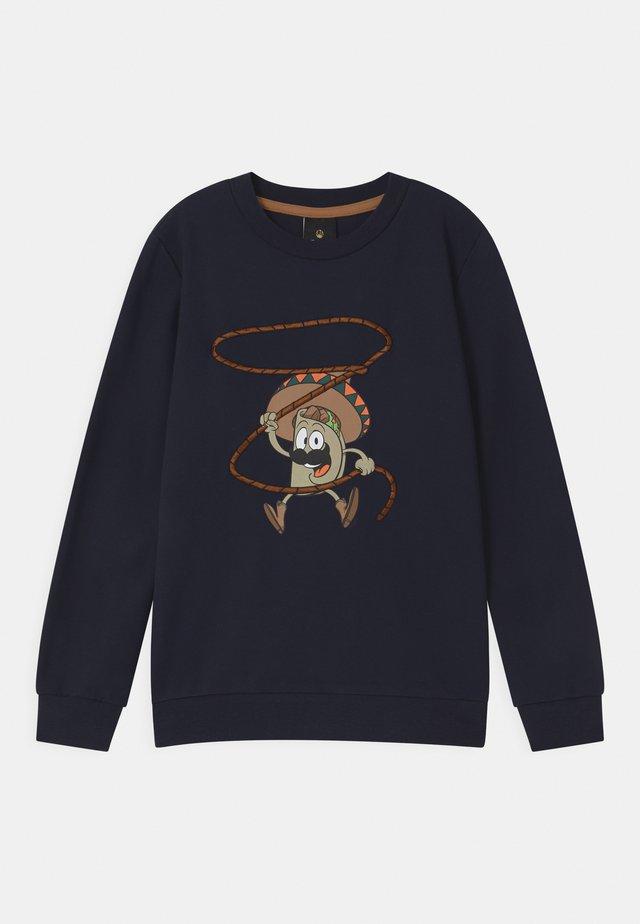TACO  - Pitkähihainen paita - navy blazer