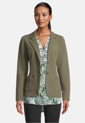 Blazer - dusty olive