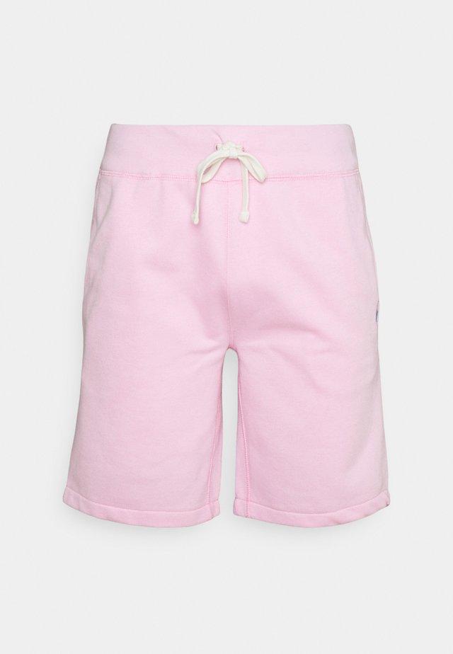 Shorts - carmel pink