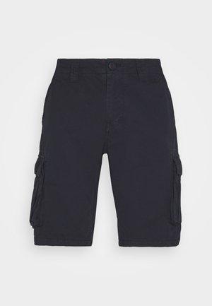 CHINO CARGO SHORT - Short de sport - dark blue