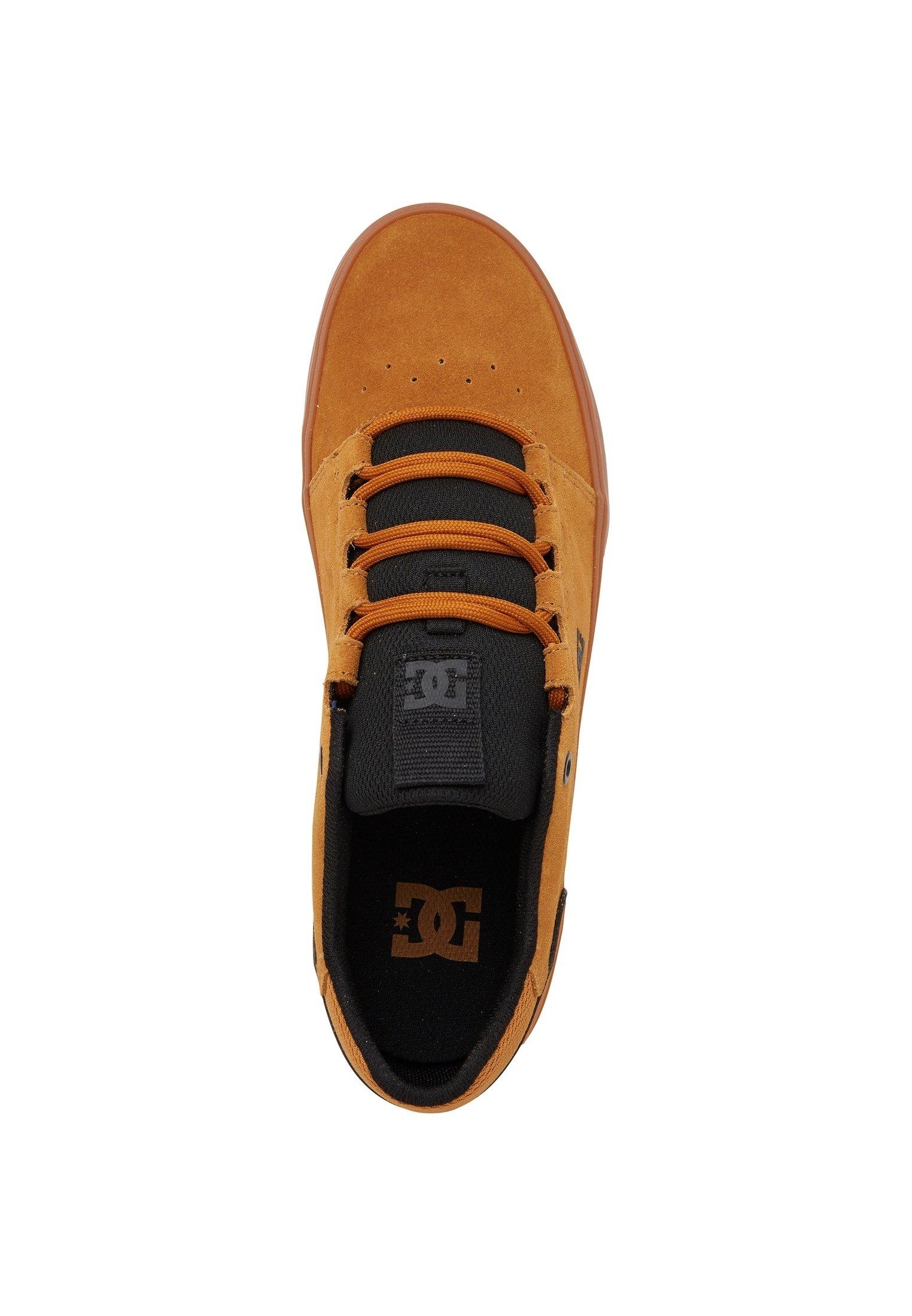 DC Shoes HYDE - Baskets basses - wheat/black S55A1mIq