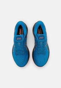 ASICS - GEL KAYANO 27 - Chaussures de running stables - reborn blue/black - 3