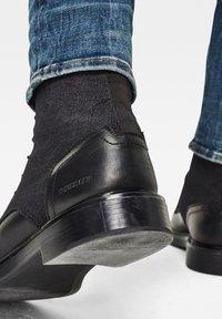 G-Star - 3301 SLIM - Slim fit jeans - antic faded baum blue - 3
