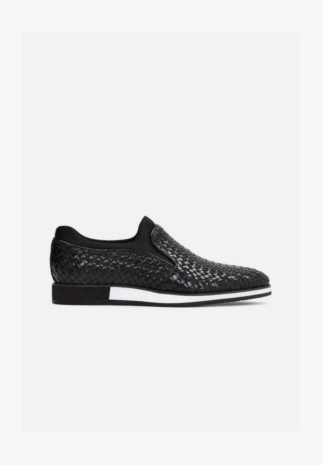 CABOT - Instappers - black