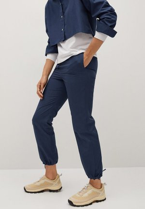 MAN-I - Pantalon de survêtement - modrá