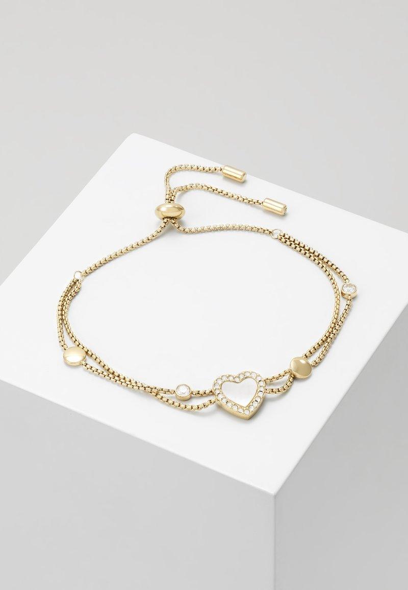 Fossil - VINTAGE GLITZ - Bracelet - gold-coloured