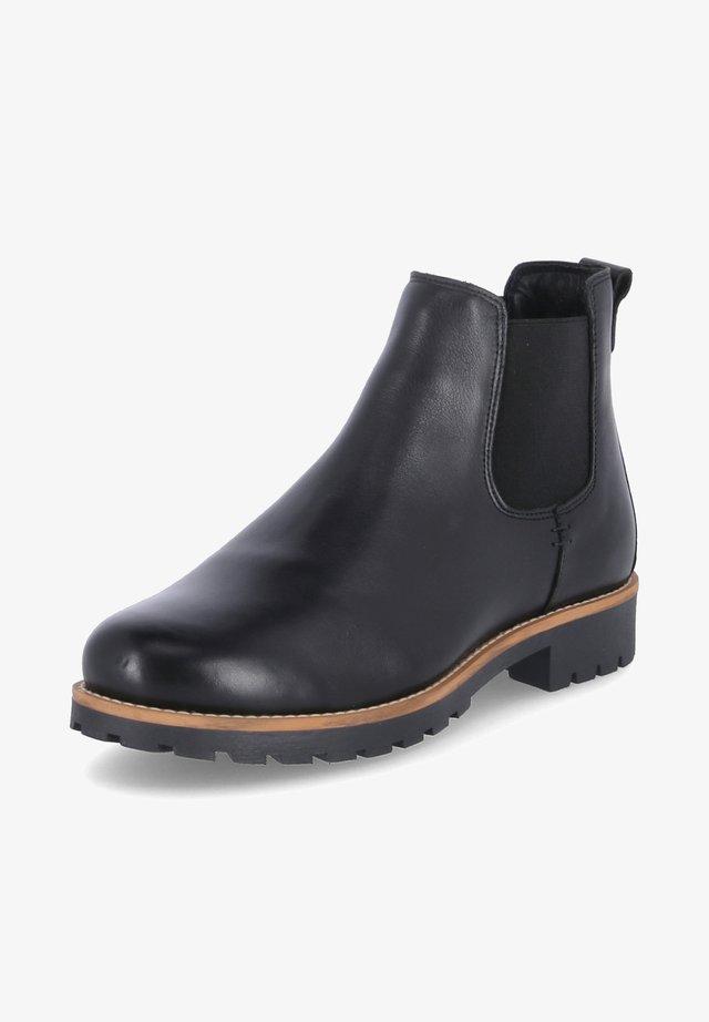 Ankle boots - schwarz