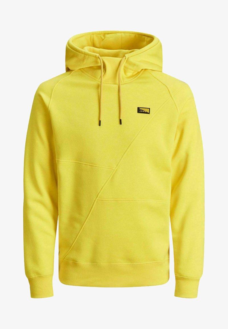 Jack & Jones - JCOPONN - Hoodie - yellow