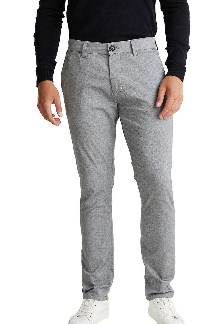 Esprit - Chinos - light grey