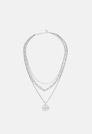 PCPRIMA NECKLACE - Necklace - silver coloured