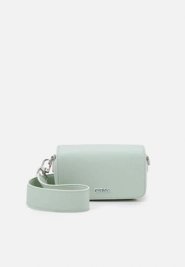 HANDBAG PICNIC MINI SHOULDER BAG - Sac à main - pale aqua