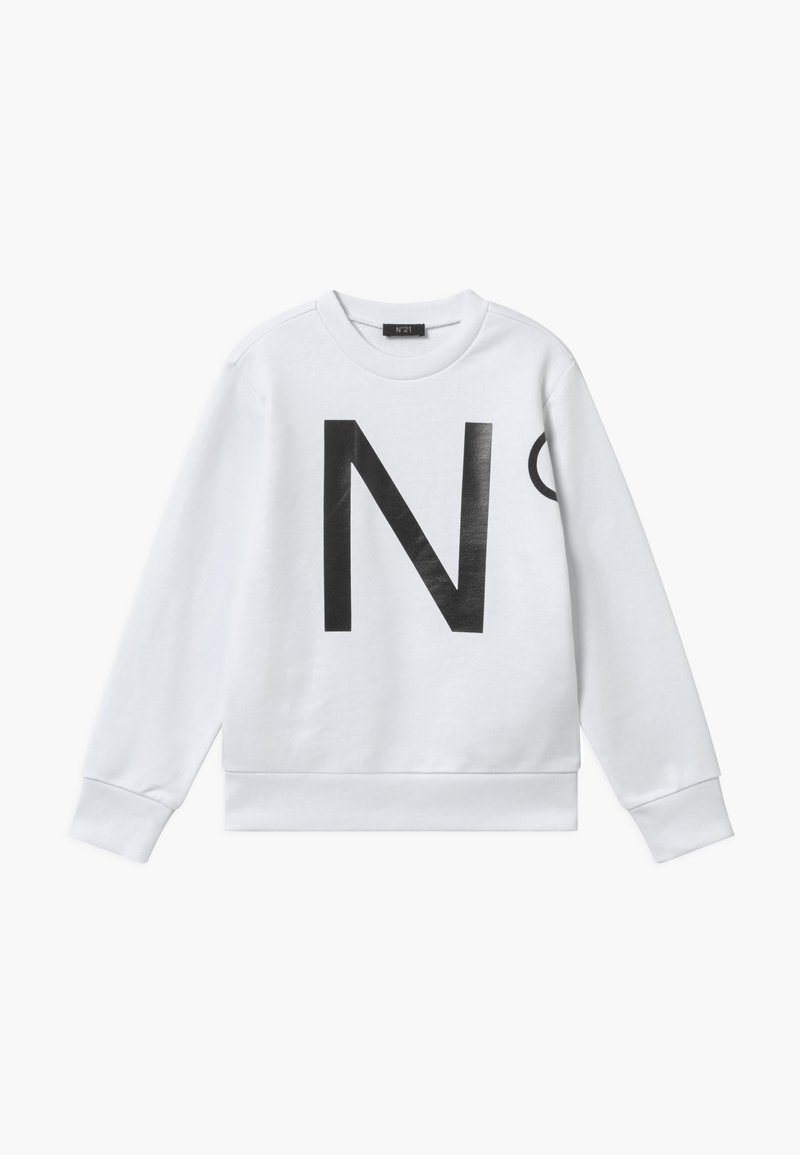 N°21 - FELPA - Sweater - white
