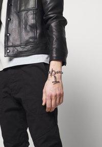 Vitaly - JAILBREAK UNISEX - Bracelet - silver-coloured - 0