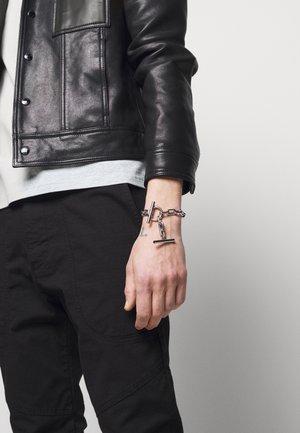 JAILBREAK UNISEX - Armband - silver-coloured