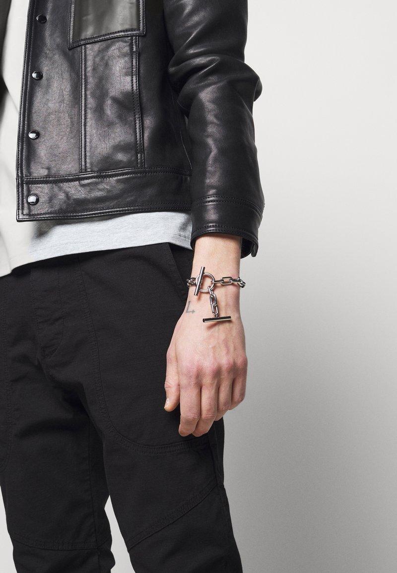 Vitaly - JAILBREAK UNISEX - Bracelet - silver-coloured
