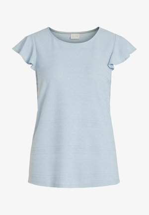 Basic T-shirt - cashmere blue