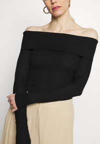 Anna Field - Long sleeved top - black - 4