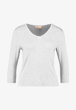 LIGHTWEIGHT - Nattøj trøjer - grey combination