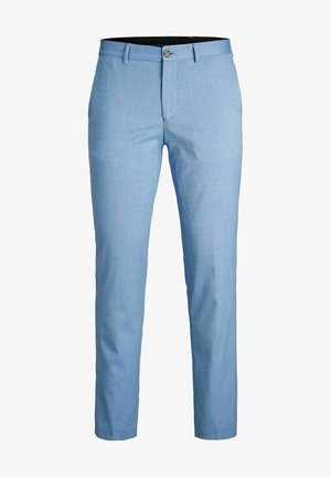 Pantalon - chambray blue